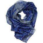 Invuu London Dámský šátek Blue 12S1022