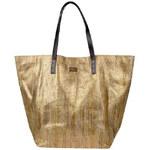 Invuu London Slaměná taška Gold 13B0320-1