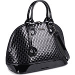 Le-Sands Elegantní černá business kabelka 2911-1