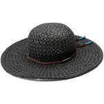 Volcom Dámský letní klobouk Head Trip Flop Hat Black E5511511-BLK XS/S