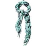 Volcom Dámský šátek Wrap It Up Scarf Sea Glass E6711500-SEA
