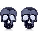 LightInTheBox Acrylic Skull Earrings(Assorted Colors)