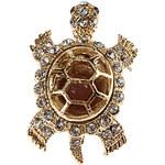 LightInTheBox Diamond Turtle Shaped Brooch