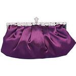 LightInTheBox Colormoon Women's Elegant Pleats Party Clutch Bag