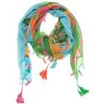 Letní šátek BUSTILLINO Rosalita Mc Gee v pestrých barvách