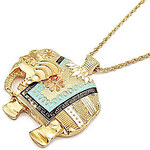LightInTheBox Long necklace exquisite wild elephant sweater chain N406 Accessories