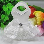LightInTheBox Wedding Dress Design Favor Bag - Set of 12