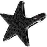 LightInTheBox Swart Pentagram Ring