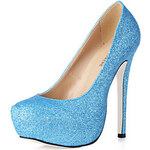 LightInTheBox Sparkling Glitter Stiletto Heel Pumps Party / Evening Shoes (More Colors)