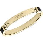 Zlato-černý náramek Michael Kors MKJ3839710