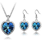LightInTheBox Nice Alloy With Crystal / Rhinestone Women's Jewelry Set Including Necklace,Earrings