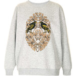 Topshop Bird Crest Sweat by Boutique