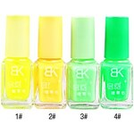 LightInTheBox 1PCS Environmental Protection Noctilucent Nail Polish(7ML,Assorted Colors)