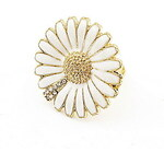 LightInTheBox Charming Alloy With Rhinestone Daisy Shaped Women's Ring