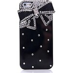 LightInTheBox WWX Women's Black Bowknot Cell phone Case For Iphone5/5S WWX0052