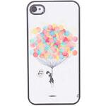 LightInTheBox Balloon Pattern Hard Case for iPhone 4/4S