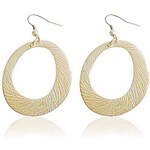 LightInTheBox Classic Alloy Round Drop Earrings(More Colors)