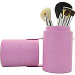 LightInTheBox 7pcs Portable Pink Makeup Brush Set