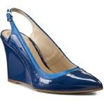 Sandály EDEO - 1922-570/424 Modrá