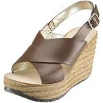 Sandálky na klínu Hops Karly 14934