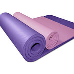 LightInTheBox Eco-Friendly EPE Extra Thick and Long Slip Resistant Yoga Pilates Mat (Assorted Colors,183cm,15mm)
