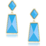 LightInTheBox Lovely Alloy 18K Gold Plated Drop Earrings More Color Available