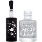 Rimmel London Space Dust Nail Polish 8ml Lak na nehty W - Odstín 003 Aurora