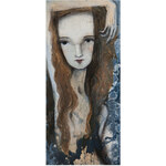 Léna Brauner Autorský plakát od Lény Brauner Agnes, 60x121 cm