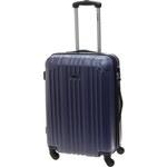 Cestovní kufr Dielle M 280-60-05 modrá