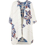 Topshop '70s Geometric Print Kimono