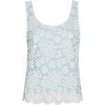 Topshop Lace Vest