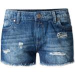 C&A Damen Jeans-Shorts in blau von Clockhouse