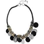 Lesara Statement-Halskette mit Münzen