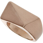 Topshop Rose Gold Angled Ring