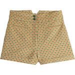 Anna Sui Jacquard Shorts