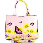 Ružová kabelka do ruky Olinne Bellasi
