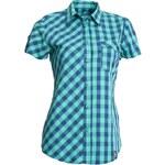 Dámská košile Vivid Shirt Green - dle obrázku - 36 Woox
