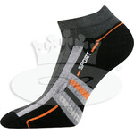 Ponožky Rex - šedá - vel.43/46 Boma