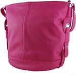 Růžová Crossbody kabelka A9050-3A - dle obrázku Mahel