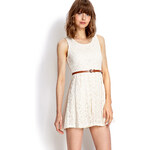 Forever 21 Rustic Lace Dress