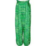 M Missoni Variegated Knit Harem Pants