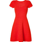 Sandro Rififi Fit and Flare Dress