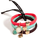 Marc by Marc Jacobs Embellished Classic Marc Hair Tie Cluster