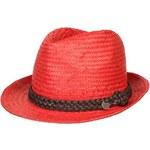 Roxy Slaměný klobouk Mister Sunshine Washed Red ERJHA00013-RNE0 M AKCE