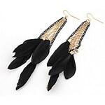 LightInTheBox Nice Alloy Feather Women's Earings