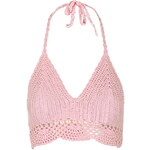 Topshop **Crochet Bralet Top by Rare