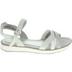 Marco Tozzi dívčí sandály 2-48200-24 šedé