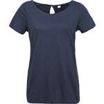 s.Oliver dámské triko 14.505.32.2394/5884 Modrá XS