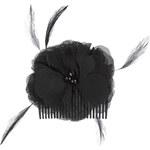Accessorize Andrea Fascinator mit Blumen auf einem Haarkamm