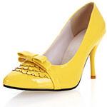 LightInTheBox Faux Fur Stiletto Heel Pumps Party Shoes (More Colors)